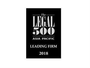Vina Legal được tạp chí Legal 500 xếp hạng